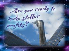 You are invited to a 90 minute training! http://www.angelarts.biz/AngelArts/Stellar_Profits_Teleseminar.html