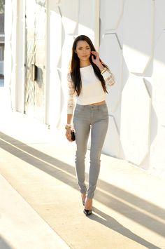 Hapa Time - a California fashion blog by Jessica: CheckMate