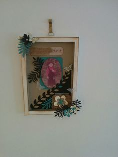IMG_20160222_093216 Stampin Up, Home And Deco, Scrapbooking, Frame, Home Decor, Homemade Home Decor, Scrapbooks, A Frame, Frames