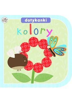 Okładka książki Dotykanki. Kolory Yoshi, Children Books, Fictional Characters, Art, Childrens Books, Children Story Book, Kunst, Children's Books, Fantasy Characters