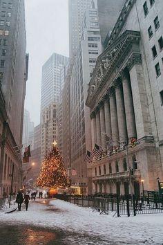 Christmas in New York