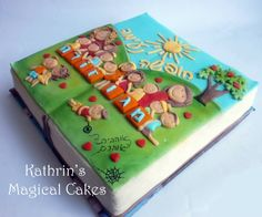 Kathrin's Magical Cakes