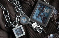 Simply Adorned Charms : Stamp With Anita #jewelry #ArtYouWear