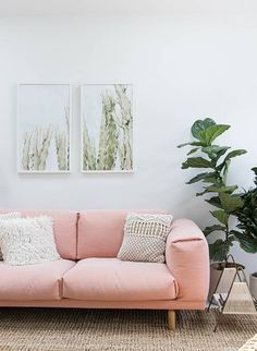 white-on-white framing (and the easiest way to make it happen this summer!) on domino.com