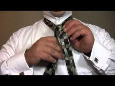 30 maneras de hacer nudos de corbata - Taringa!