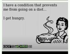 Yup fuck diets... I love food