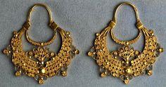 Arrecadas a palia wedding earrings, south Sardinia - Google Search