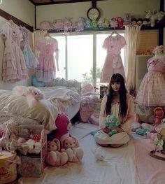♥ ロリータ, Sweet Lolita, Fairy Kei, Lolita, Loli, Pastel, Victorian, Rococo, Home Decor ♥