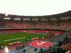 Stadio San Paolo in Napoli, Campania