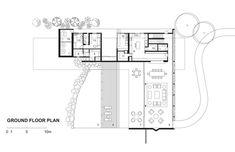 Piracicaba House,Plan