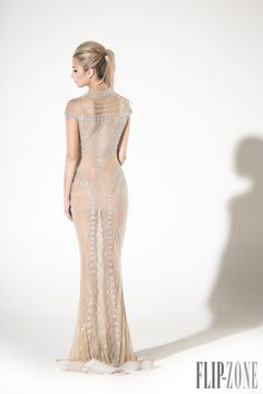 Charbel Zoé Spring-summer 2016 - Couture - http://www.flip-zone.com/Charbel-Zoe-6189