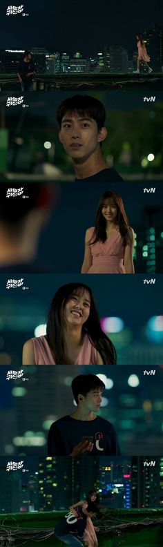 [Spoiler] 'Bring It On, Ghost' Taecyeon's heart flutters with Kim So-hyeon-I @ HanCinema :: The Korean Movie and Drama Database