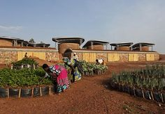 Women's Opportunity Centre in Rwanda, Sharon Davis Design | Buildings | Architectural Review