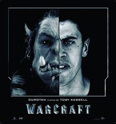#MovieAlert. Toby Kebbell is Durotan. See #WarcraftMovie in @gdcinemas June 10. Are you ready?
