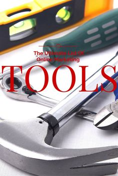 The regularly updated list of online tools we love and recommend. Includes social media, hosting, writing and others.