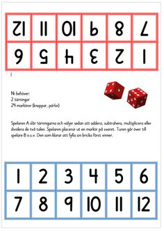 541 best Skoltips, matematik images on Pinterest in 2018 ...