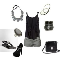 cute summer outfit - Polyvore
