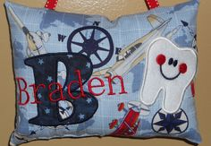 Tooth Fairy Pillow for AJQ