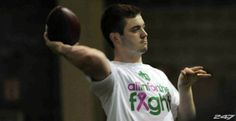 Here are news, notes and results from Notre Dame's Pro Day: