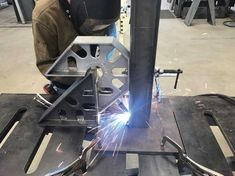 Fireball Tool - Welding Squares for Clamping