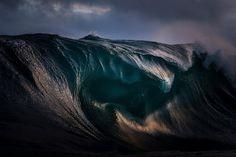 Categoria: Mundo Natural - Foto de Ray Collins - Ondas gigantes em Sydney, Austrália