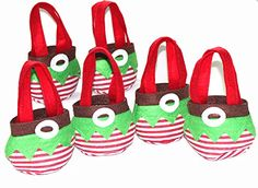 ckerchen Merry Christmas green elf Spirit Pants nonwoven tree stand Hanging 748x472 inch candy bag Gift party decorpack of 2 ** This is an Amazon Affiliate link. Learn more by visiting the image link.