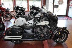 1901 Customs Coastal Indian Motorcycle 2017 COASTAL INDIAN CUSTOM DARKHORSEMORE