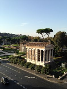 Temple of Virile Fortune Rome