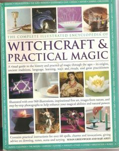 The Complete Illustrated Encyclopedia of Witchcraft and Practical Magic Practical Magic, Wicca, Witchcraft, This Book, Learning, History, Illustration, Inspiration, Image