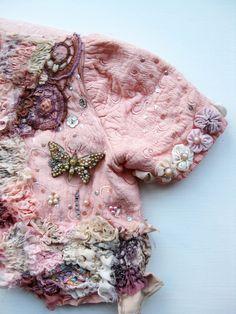 Textile FanatiKK blog, Mandy Pattullo textile art