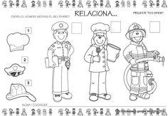 PROJECTE ELS OFICIS - brichi Monferrer - Álbumes web de Picasa Reggio Emilia, Album, Superhero, Comics, Memes, Freedom, Activities For Kids, Teachers, Pictures
