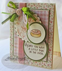 Sweet 'n Sassy Stamps: baby