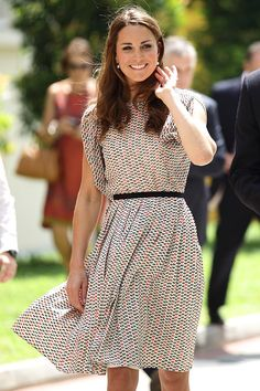 Los looks de Kate Middleton en Singapur | Galería de fotos 17 de 24 | Glamour