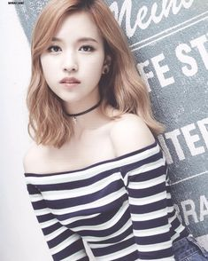 Myoui Mina - Twice (Mina) Nayeon, Kpop Girl Groups, Korean Girl Groups, Kpop Girls, Asian Woman, Asian Girl, Sana Momo, Jihyo Twice, Twice Kpop
