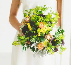 Art Inspired Bouquet