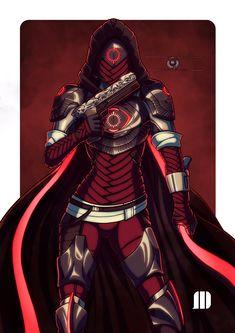 Destiny Cayde 6, Destiny Comic, Destiny Hunter, Destiny Bungie, Fantasy Characters, Female Characters, Destiny Backgrounds, Jedi Armor, Steampunk Armor