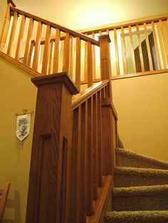 stair bannister railing | Stair Railing | Flickr - Photo Sharing!