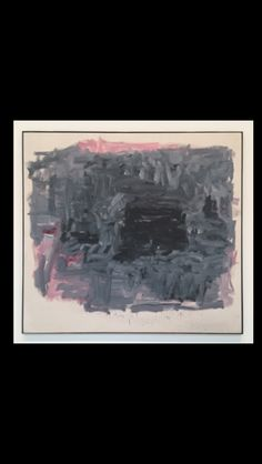 Philip Guston - Afternoon, 1964 - Oil on canvas - 188 x 202,3 cm