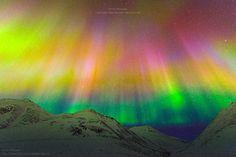 This one is on my whole family's bucket list!Aurora Borealis above Brooks Range Mountain, Atigun Pass, Dalton Highway, Alaska Beautiful Sky, Beautiful World, Beautiful Landscapes, Alaska, Northen Lights, Wow Art, Milky Way, Natural Wonders, Night Skies
