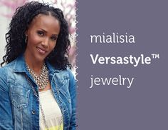 Amazing jewelry! You are the designer. Change your jewelry to fit any outfit! Join now and be on the ground level!