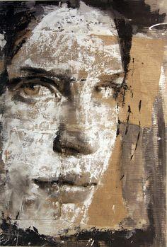 Max Gasparini è nato a Rovato (Bs) nel 1970.   Vive e lavora in provincia di Bergamo.   Frequenta il liceo artistico poi ...