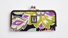 Cash Envelope Clutch Wallet