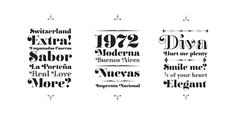 Fonts - Reina by Lian Types - HypeForType Font Shop