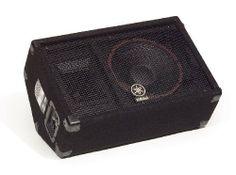 Yamaha Carpeted 2 Way Monitor Loudspeaker Pro Audio Speakers, Sound Stage, Thing 1, 2 Way, Loudspeaker, House Front, Musical Instruments, Yamaha, Monitor