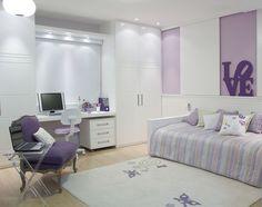 quarto de menina decorado