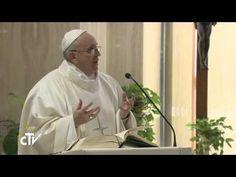 La fe es un don del Espíritu Santo-Papa Francisco
