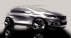 Peugeot unveils restyled 2008 - Car Body Design