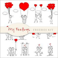 Freebies Kit - My Feelings