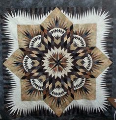Prairie Star, Quiltworx.com, Made by (name coming soon)