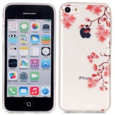 coque silicone pour iphone 5 5c 5s se 6 6s 6plus avec imprimé